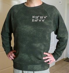 Sweatshirt CHESS aus La Maison Victor.