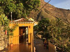 Unterkünfte | Rundwanderung La Gomera