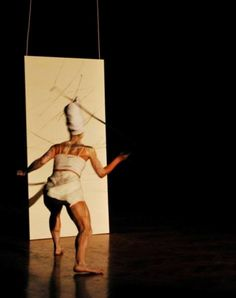 Jeannette Ehlers, Whip it Good!, 2013 - Live performance during BE.BOP 2013, Berlin, Germany © Uprising Art