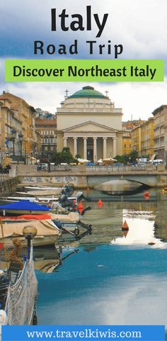 Our Italy road trip takes you to northeast Italy to explore beautiful cities and experience local foods.  Italy is one of the best travel destinations.
