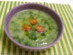 Receitinha de sopa de fubá é mais uma dica quente para você de preparar para o inverno! - Aprenda a preparar essa maravilhosa receita de Sopa de Fubá