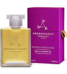 Luxe Relaxation: #Aromatherapy Associates Inner Strength #Bath and Shower