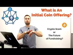 Crypto Fortunes & What is An Initial Coin Offering (ICO)