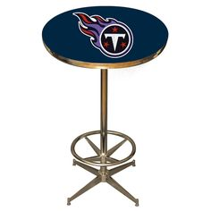 The Tennessee Titans NFL Fan Cave Pub Table