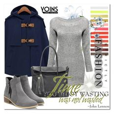 """YOINS"" by selmina ❤ liked on Polyvore"