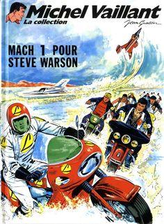 Michel Vaillant - La collection -14- Mach 1 pour Steve Warson - BD