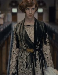 Addicted to Eddie — Lili Elbe - new featurette for 'The Danish Girl'...