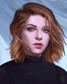 Like Drawing Image Fantasy of forms the Face Book Digital Art Girl, Digital Portrait, Portrait Art, Roman Fantasy, Fantasy Art, Character Concept, Character Art, Concept Art, Fantasy Characters