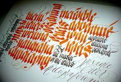 Pilot Parallel Pen by Ewa Landowska, via Behance