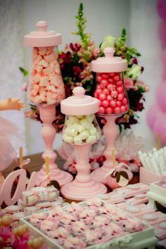 Pink Ballerina Party Planning Ideas Supplies Idea Cake Decorations