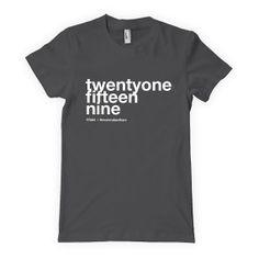 Women's Fran Crossfit Tshirt by ThePushPress on Etsy, $30.00