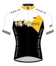 Haute Route LeMarq — 2014 Alps - Meglio Jersey