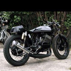 KAWASAKI KZ K Z CAFE RACER SCRAMBLER BRAT MOTORCYCLE SEAT #03