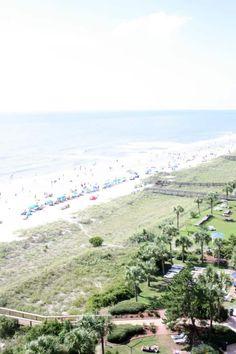 Myrtle Beach Oceanfront Condo Rental | Laura Trevey