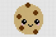 Cookie Pixel Art