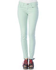 Rag & Bone mint jeans