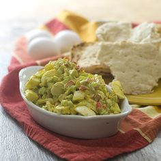 Curried Egg Salad from Feed Your Soul Too