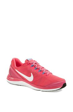 Pink kicks are always a good idea! Love these Nike 'Dual Fusion 3' Running shoes.