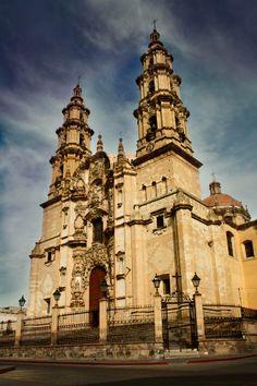 Parroquia de la asunción Lagos de Moreno Jalisco México