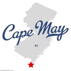 Cape May NJ! ugh how I wish I was there