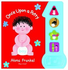 Once Upon a Potty: Sound Book for Boys (Board Book) - Free Shipping