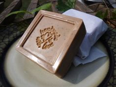Reindeer Poo Avocado Cucumber Soap with by BlackWillowSoaps, $11.64