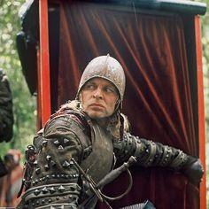 Klaus Kinski as Lope de Aguirre, in Werner Herzog's Aguirre, Wrath of God.