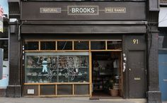 Brooks Butchers is a modern-style butcher, nestling in the heart of Kensal Rise. They offer the very best fresh produce and incorporate contemporary and traditional butchery skills. Founder Doron Atzmon and his team of experienced butchers are passionate about the quality of the produce they sell.