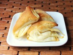 Fast Breads' Buttery Rowies