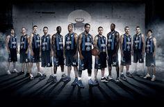 Tutustu tähän @Behance-projektiin: Basketball team poster BC Dnipro, https://www.behance.net/gallery/4640673/Basketball-team-poster-BC-Dnipro