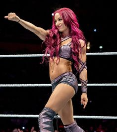 WWE Divas, WWE Live Event 2015 - Barcelona, Spain: Sasha...