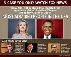 In case you only watch #Foxnews and r wondering why #obama hasn't been impeached yet