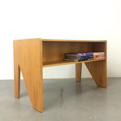 Back side of a lady's desk from the 1950's. Available here: http://ift.tt/2qj8AyS #19west #vintage #design #designclassic #mcm #20thcentury #midcentury #1950's #1960's #germandesign