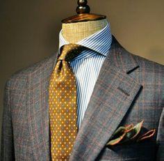 Classic fashion........