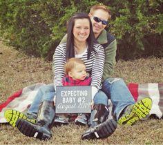 Pregnancy Announcement | Baby #2