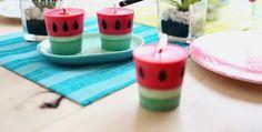Se você for fazer velas de melancia passo a passo, além de conseguir uma linda peça de decoração você ainda vai realizar uma ótima atividade para passar o