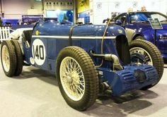 1936 MG Q-Type Racer