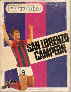 1982 Edición Especial San Lorenzo Campeón Primera B.