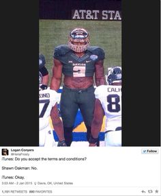 #Baylor's Shawn Oakman Becomes Internet Meme Due to Massive Frame (Click through for more tweets) #SicEm #OakmanIsSoBig