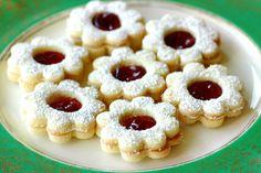 Raspberry Linzer Cookies Recipe and Tutorial | Intimate Weddings - Small Wedding Blog - DIY Wedding Ideas for Small and Intimate Weddings - Real Small Weddings