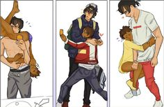 Lance is the clingy boyfriend Confirmed