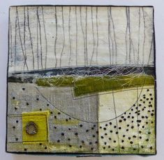 Image of Marshscape Collage #21/16 From: Debbie Lyddon