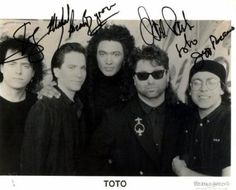 Toto - Live in Paris era -