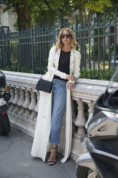 How To Wear The New Denim Styles