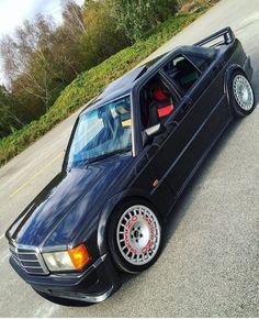 Mercedes 190 Evo, Mercedes Benz 190e, Mercedes Benz Cars, Porsche Cars, Pirelli Tires, Mercedez Benz, Classic Mercedes, Tuner Cars, Top Cars