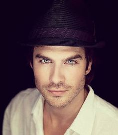 Ian Somerhalder - este si es mi Christian Grey! (this is my perfect Grey)