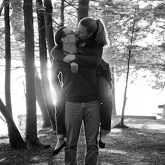 Engagement Photos on a beautiful spring afternoon at Beaver Lake Nature Center in upstate New York.