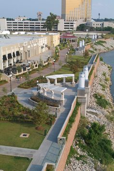 The Outlets at Louisiana Boardwalk :: 540 Boardwalk Boulevard, Bossier, LA. Bossier City Louisiana, Shreveport Louisiana, Louisiana History, Louisiana Homes, Great Places, Places To See, Places Ive Been, Travel Around The World, Around The Worlds