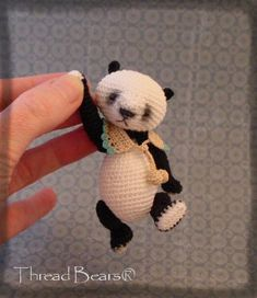 [SOLD] PaNDa-LiNG! / Teddy Bears & Pals / Teddy Talk: Creating, Collecting, Connecting