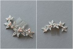 Silver-and-blush-pearl-wedding-hair-comb